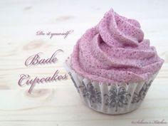Schnin's Kitchen: DIY Badebomben-Cupcakes