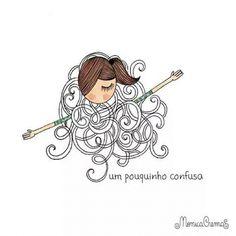 :D #monicacrema #ilustração