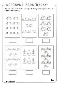 Transportation Preschool Activities, Preschool Math, Preschool Worksheets, Kindergarten Activities, Activities For Kids, Cute Easy Drawings, English Lessons, Kids And Parenting, Teaching Resources