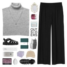 """""""♡ life is no coincidence"""" by flaw-in-my-code ❤ liked on Polyvore featuring Monki, Jeffrey Campbell, ASOS, Hermès, NARS Cosmetics, CB2, Lazy Susan, Shinola, Sara Happ and Davines"""