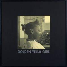 Carrie Mae Weems Golden Yella Girl (1997). Courtesy Pippy Houlsdworth Gallery