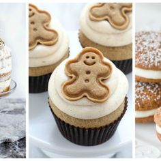 These desserts are so good, even Santa would approve.