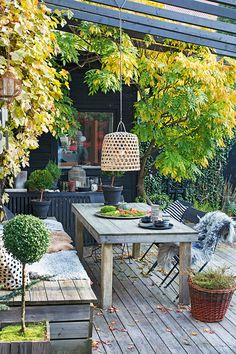 Pergola Vines Patios - Pergola With Roof Covered Decks - Pergola Tuin Eettafel -