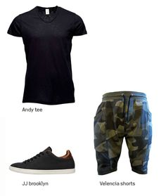 Play it the undercover way... Wear CAMOUFLAGE!  #shorts #tee #tshirt #camouflage #shoes #sneakers #clothes #men #boy #outfit #ootd #trend #style #look #fashion