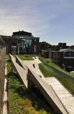 The Gateway Center at SUNY College of Environmental Science and Forestry (SUNY ESF) ...