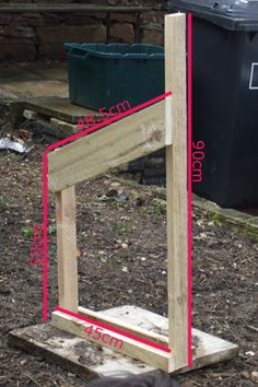 How to Make Homemade Agility Jumps (Part One)