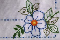 Cross Stitch Embroidery, Hand Embroidery, Cross Stitch Patterns, Home Crafts, Diy And Crafts, Sewing Projects, Projects To Try, Cross Stitch Flowers, 16th Birthday