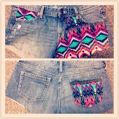 DIY shorts                                                                                                                                                                                 Mais