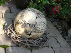 Ceramic sphere from Magix-photos
