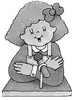 Primary Singing Time/Sharing Time - clip art illustrated by Julie F. Young  LDS Clipart Gallery - Primary 2 - P3