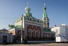 Успенский храм. Моршанск