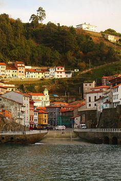 Asturias - The Cantabric Sea - Northern Spain. Travel Around The World, Around The Worlds, Spain Road Trip, Asturias Spain, Paraiso Natural, Costa, Slow Travel, Fishing Villages, Spain Travel
