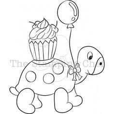 Birthday Turtoise
