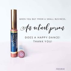 Appreciate my customers who support my small business!