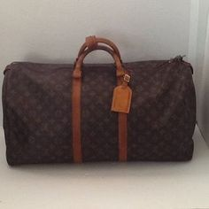 I just added this to my closet on Poshmark: Authentic Louis Vuitton Speedy Bandouliere 55 Bag. Price: $430 Size: OS
