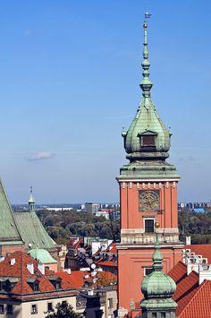 Warsaw Royal Castle. Photograph