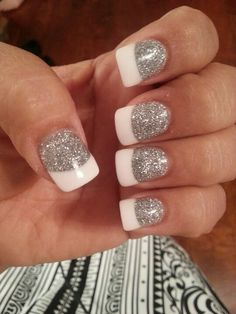 My sparkling nails