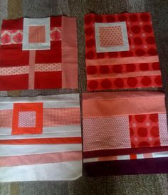 Quilt blocks by fancytwo