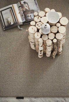 Desso - Natural Living Airmaster for Home Hallway Carpet Runners, Cheap Carpet Runners, Beige Carpet, Carpet Flooring, Natural Living, Decorative Accessories, Firewood, Ikea, Sisal