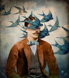'The Tempest' by Christian  Schloe on artflakes.com as poster or art print $22.17