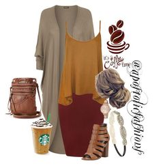 A fashion look from September 2017 featuring WearAll cardigans, WearAll tops and WearAll skirts. Browse and shop related looks. Mode Outfits, Skirt Outfits, Fall Outfits, Casual Outfits, Fashion Outfits, Fashion Trends, Fashion Shirts, Fashion Ideas, Fashion Tips