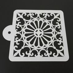 Cheap decorating large cupcake cake, Buy Quality cake bake decorate directly from China cake decorating kit Suppliers: LUC 5 Inch Plastic Italian MSW Series Cake Stencil Sugarcraft Cake Spray Mold Baking Tools