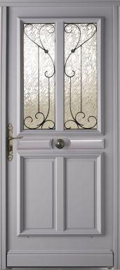 Porte d'entrée Movingui/Chêne Versailles 4