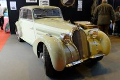 """Talbot Lago T23 Baby Coach """"Grand Luxe"""" 1938"""