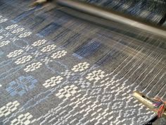 Great website with new and vintage Welsh wool blankets for inspiration.