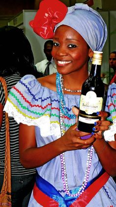 Barbancourt is the Rum of Haiti... if you are 21