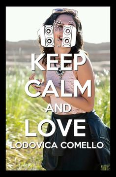 Lodovica Comello Childhood Tv Shows, Keep Calm And Love, 3, Grande, Darth Vader, Celebrities, Character, Celebs, Celebrity