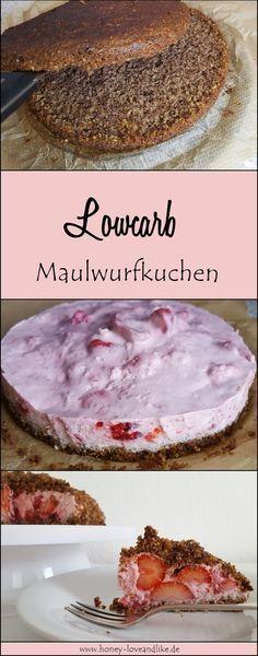 Der beste Lowcarb Maulwurfkuchen :)