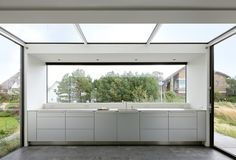 1938 house renovation in Noordwijk, The Netherlands by Architects Maxwan
