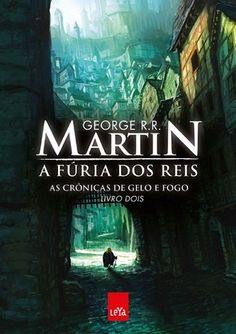 A Clash of Kings (A Song of Ice and Fire, Book 2) - Brazilian Cover