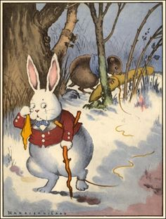 """""""The Adventures of Danny Meadow Mouse"""" by Thornton W. Burgess."""