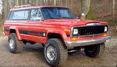 Jeep Wagoneer Cherokee Chief