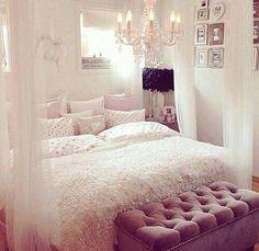 Beau Girly Bedroom Decorating Ideas