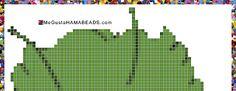 Hama Beads Plantillas Dr. Slump Parte 1