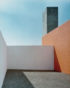 Luis Barragan, architecte, Mexique
