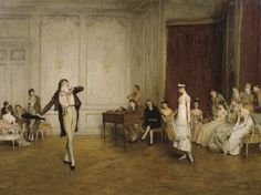 William Quiller Orchardson (Her First Dance)