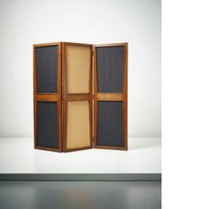 Pierre Jeanneret - Folding screen, model no. designed for the Secretariat, the Assembly and the Punjab University administrative buildings, Chandigarh, Pierre Jeanneret, Search, Model, Design, Searching, Scale Model, Models