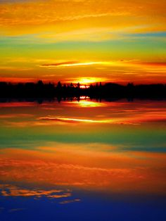 Surreal Sunrise by EOSXTi, via Flickr