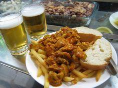 Tapear en Granada, ¡una tradición! / Eat some tapas in Granada is a tradition!