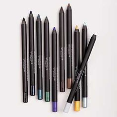 Moodstruck Precision Pencil Eye Liner.  Long-wearing eyeliner color that pops and accentuates your pretty peepers.  Accentuate the windows to your soul with this waterproof, smudge-proof, long-wearing eyeliner.