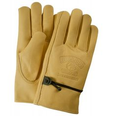 Buy Custom Premium Grain Leather Gloves with Adjustable Strap from Promotional Gloves. These work gloves are made from premium grain cowhide leather Custom Leather, Vintage Leather, Leather Work Gloves, Cowhide Leather, Leather Working, Retro Fashion, Retro Vintage, Offroad, Outdoor Gear