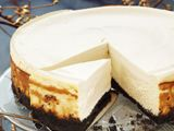 Peppermint Mocha Cheesecake is a perfect choice for holiday entertaining.