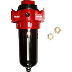 Craftsman Heavy Duty Air Line Filter - Tools - Air Compressors & Air Tools - Air Compressor Accessories