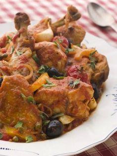 Basque Chicken_460