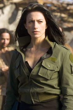 Vala Mal Doran (Claudia Black - SG1) I'm so glad that my parents loved this show and I grew up with Vala and Sam as my role models. They kick butt