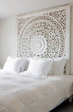 El color blanco para soñar